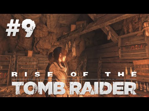 [GEJMR] Rise of the Tomb Raider - EP 9 - Na útěku!