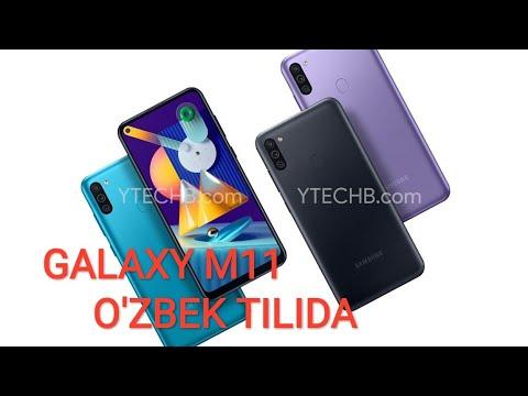 HAMYONBOP GALAXY M11 TAQDIM ETILDI // TEXNIK XUSUSIYATLARI VA NARXI !!!