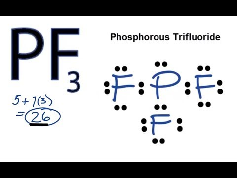 Lewis Dot Diagram For Pf3 Fluid Mosaic What Is The Structure Yahoo Answers