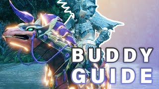 Everything you NEED TO KNOW about the BUDDY system ► Monster Hunter Rise