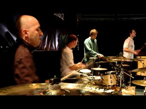 Crash Drums - Neznámá (Oficiální videoklip)