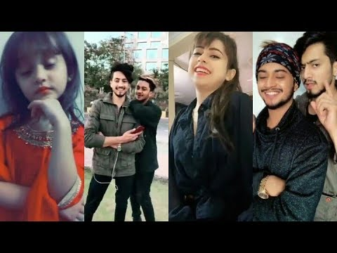 Best duets of Mr Faisu & Hasnain with cute girls💗