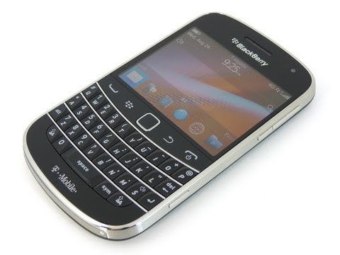 RIM BlackBerry Bold 9900 Review