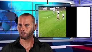 Необъяснимое происшествие на футбольном матче! Призрак футбола!