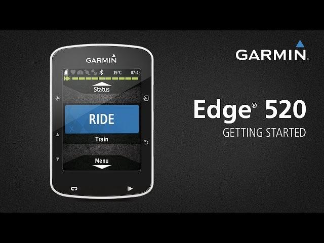 Garmin Edge 520, Bundle med puls title=