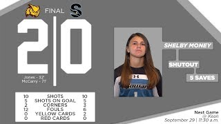 Women's Soccer Shuts Out Stockton, 2-0