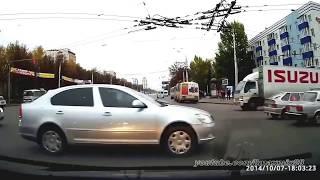 как остановить быдло на дороге