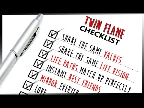 13 SIGNS THEY ARE DEFINITELY YOUR TWIN FLAME: Comprehensive Checklist