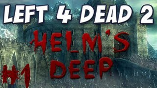 Yogscast - Left 4 Dead 2 - Helm's Deep Part 1 - And My Chainsaw!