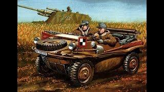 Необычная техника времен 2 мировой войны /1 часть