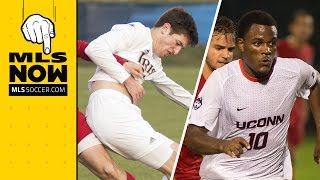 Ramping up to the 2015 MLS SuperDraft and Combine   MLS Now