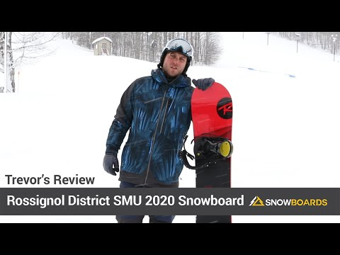 Video: Rossignol District SMU Snowboard 2020 23 50