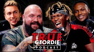 KSI x MINIMINTER x VIDDAL | True Geordie Podcast #122