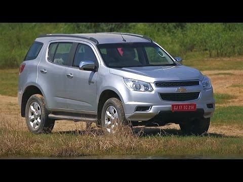 Chevrolet Trailblazer :: WalkAround video :: ZigWheels