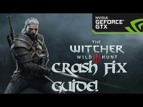 cutscene crash (SOLVED) :: The Witcher 3: Wild Hunt General