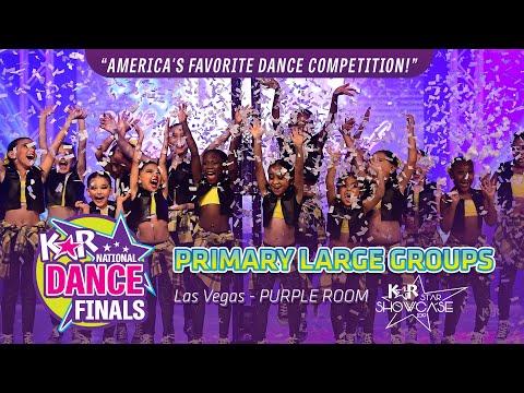 Las Vegas [Purple Room] - Primary Large Groups