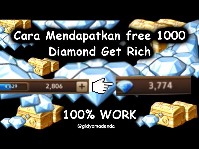 Cara-mendapatkan-1000-diamond-line