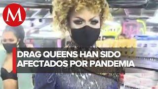 Cierre De Bares Y Antros Dejó A Drag Queens Sin Ingresos