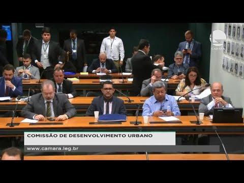 Desenvolvimento Urbano - Votação de propostas - 21/08/19