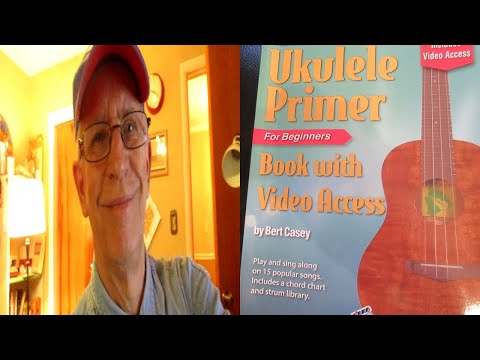 Ukulele Primer For Beginners:  Book with Online Video Access.