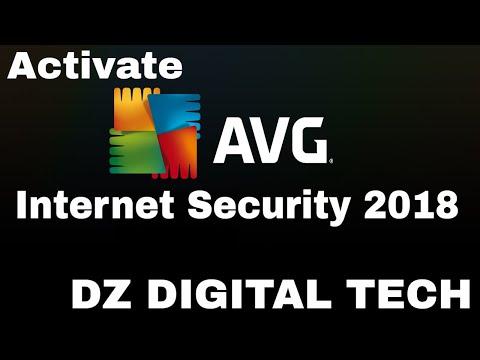 avg internet security serial key 2018
