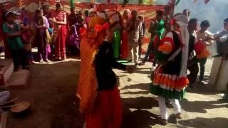 (latest Kumaoni Chaliya Dance ) Part 1 By Jeevan Joshi Bageri