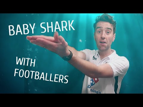 🎵BABY SHARK SONG BUT WITH FOOTBALLERS🎵[Jim Daly]