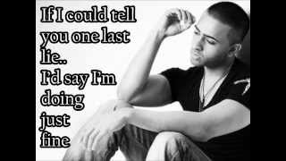 Luckiest Man - Jay Sean (Lyrics)