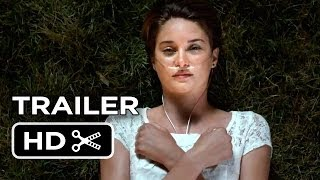 The Fault In Our Stars Official Extended Trailer (2014) - Shailene Woodley Drama HD