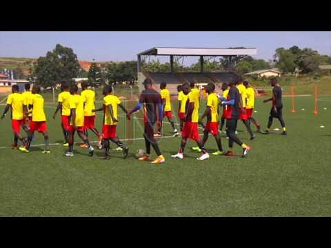 CECAFA WA U-20: Ttiimu y'eggwanga etuuse e Gulu