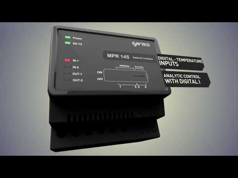 ENTES MPR-1 Series Network Analyzers