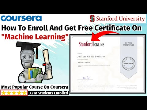 How To Enroll & Get Free Certificate On