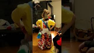 PÜNKTLI - Clown, Comedy, Sängerin  video preview