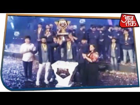India Today league: टीम नवाबजादे ने मारी बाजी | ब्राजील गलोबल टूर्नामेंट का रास्ता खुला!