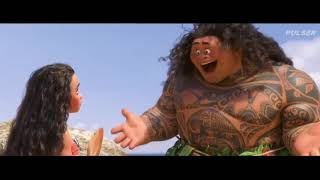 "Jordan Fisher-"" You're Welcome"" (from Moana movie)."