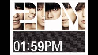 2PM ~ Tired of Waiting // The First Album - 01:59PM [MP3]