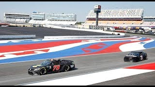 Playoff drivers unsure about new Charlotte road course