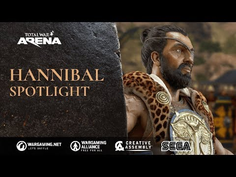 Total War: ARENA - Hannibal spotlight thumbnail