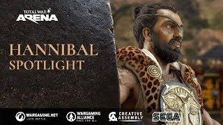Total War: ARENA - Hannibal spotlight