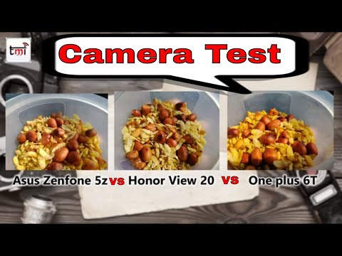 Honor View 20 Vs OnePlus 6T vs Asus Zenfone 5Z: Camera Review
