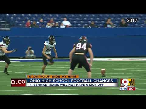 Area coaches weigh in on new OHSAA kickoff rules