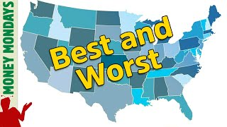 Best Places to Retire | Worst States to Retire