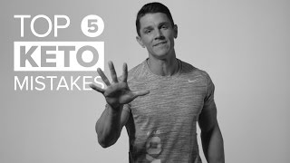 Top 5 Keto Mistakes | Jason Wittrock