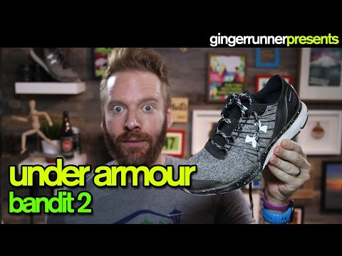 UNDER ARMOUR BANDIT 2 REVIEW | The Ginger Runner