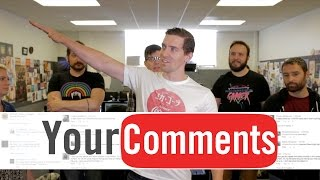 WE'RE NOT RACIST? - Funhaus Comments #68