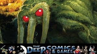New Comic Book Day 03/08/17 The DeeP Comics and Games
