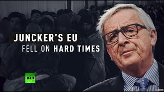 Juncker Legacy: From EU Unity to Overall Crisis