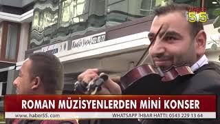İSTİKLAL CADDESİ'NDE MÜZİK ZİYAFETİ