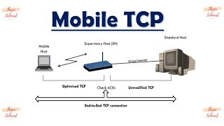 Mobile TCP in Mobile Computing in Hindi | Advantages and Disadvantages of Mobile TCP