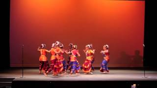 Gurus of Peace - Asparas Arts Dance Group